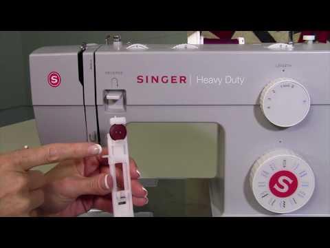 Singer Heavy Duty 4423 29 Buttonhole