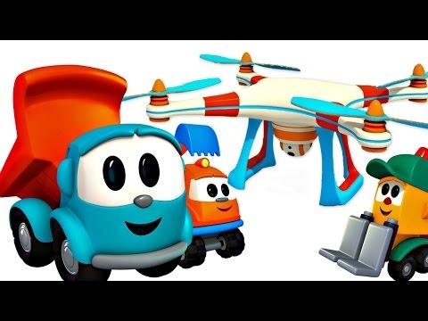 Tom La Dépanneuse Et L Helicoptère à Car City Voitures Et