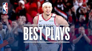 Seth Curry's Best Buckets and Assists | 2018-19 NBA Season