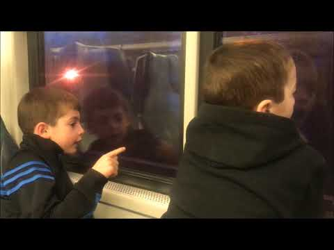 Engineering with Jackson - Episode 7 - LIRR Train Ride - Port Jefferson Line