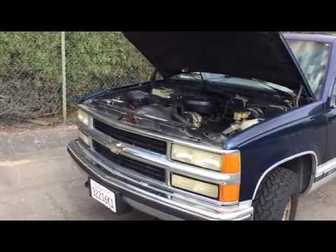 Chevrolet Truck Hesitation Problem Fix