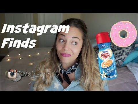 Healthy Doughnuts and Coffee Creamer? Instagram Finds | Reviews