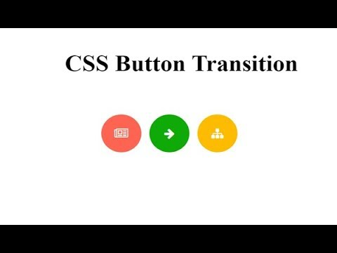 Css Button Transition, Css Transition On Mouse Hover, Css3 Transition