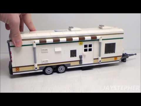 Lego Travel Trailer: Update 1
