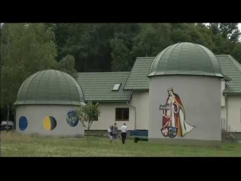 Observatory Made of Junk: Polish astronomers build private observatory with scrap metal