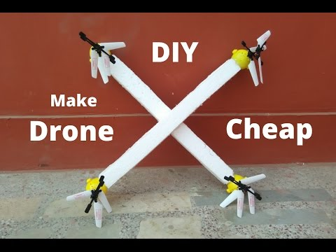 How to make a Drone At Home - Very Easy | Shamshad Maker