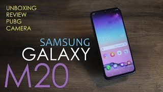 Samsung Galaxy M20 Unboxing, full review - with M Series Samsung says I