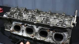 MB C63 AMG M156 cylinder head tips - PakVim net HD Vdieos Portal
