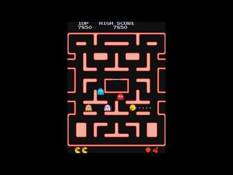 Hugbox Arcade April - Ms. Pac-Man