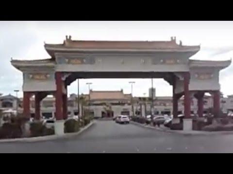 Las Vegas Chinatown Plaza Mall - Tour of Restaurants, Shops, 99 Ranch Market