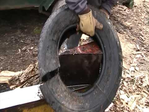 curbside tire disposal
