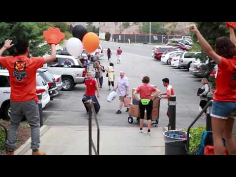 Move-in Day: Your Oxy Experience Begins