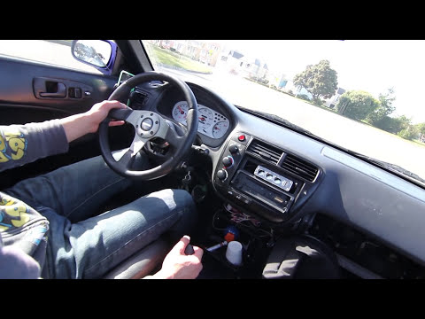 WATCH ME!!! (1/4) How To Drive Manual (stick shift) INTERACTIVE TUTORIAL