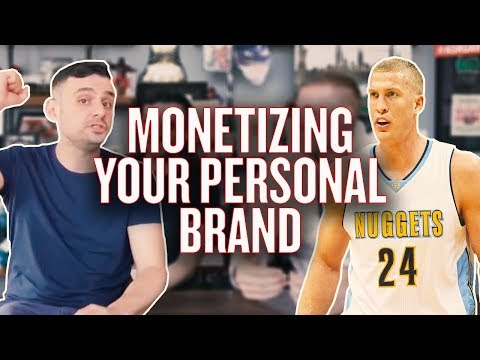 How Athletes Can Monetize Their Personal Brands on Social Media | #AskGaryVee with Mason Plumlee
