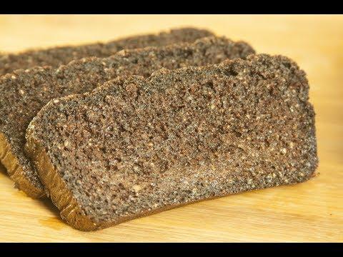 Chia Seed Chocolate Cake – Gluten, Sugar and Dairy Free