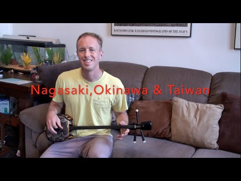 Nagasaki, Okinawa and Taiwan