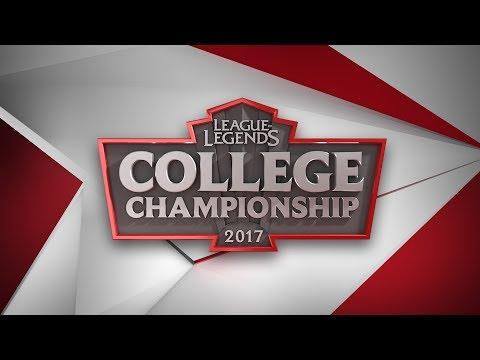 2017 League of Legends College Championship Semifinals - Toronto vs. Carnegie Mellon
