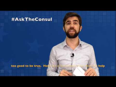 #AskTheConsul - Consular Officers Answer Common US Visa Questions