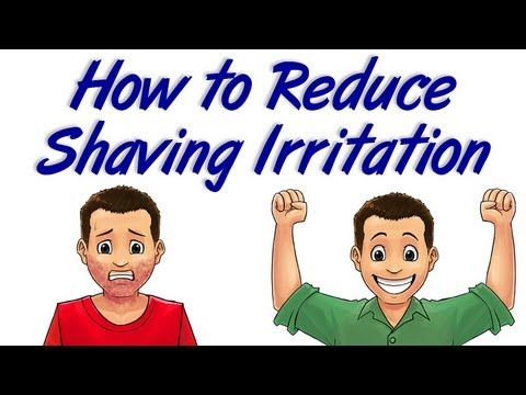 How to Reduce Irritation with Rotary Shavers