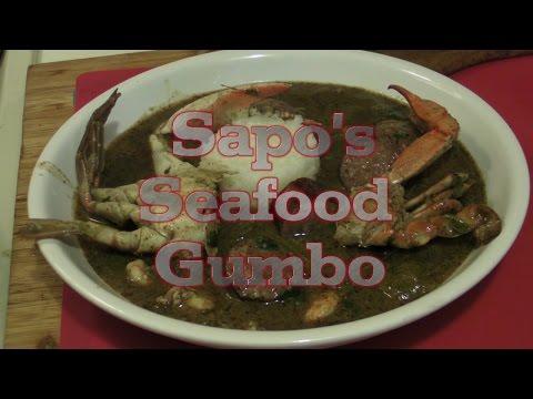Sapo's Seafood Gumbo