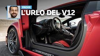 Lamborghini Aventador Svj | Dal Record Al