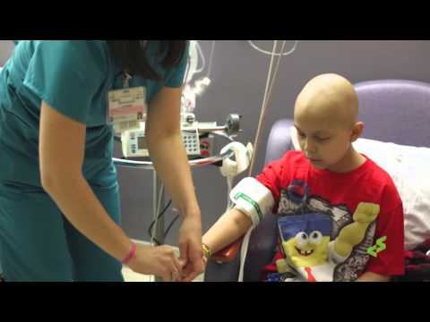 Children's Cancer and Chemotherapy