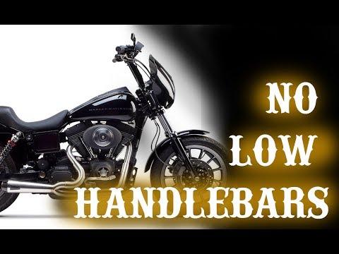 Raise up those Harley Davidson Handle Bars!!!