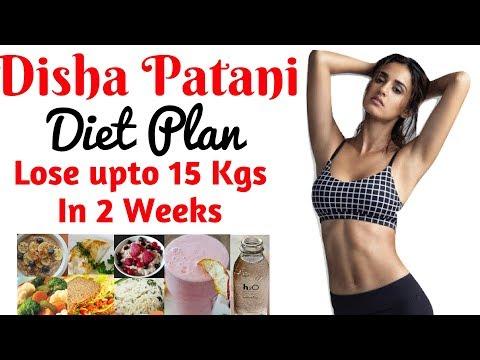 Disha Patani Diet Plan For Weight Loss हिंदी में | Diet Plan for Weight Loss For Women | Celeb Diet