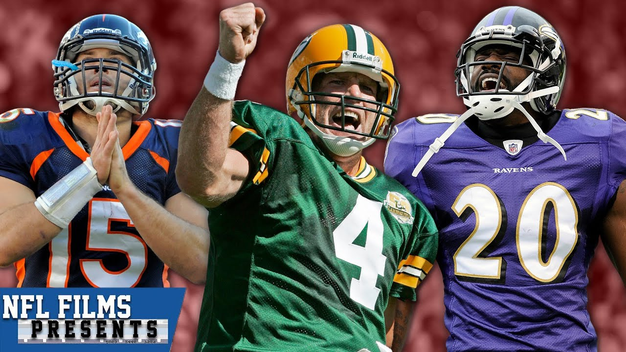 NFL Players' All-Time Favorite Players | NFL Films Presents