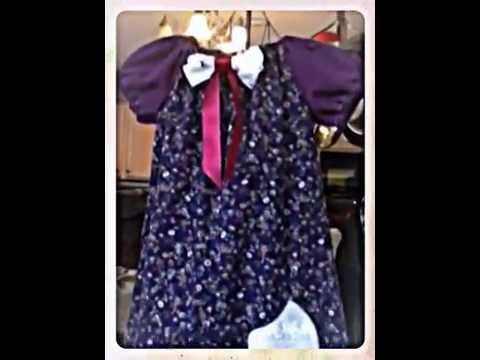 Shabby Chic Reclaimed Peasant Dress  (Created with @Magisto