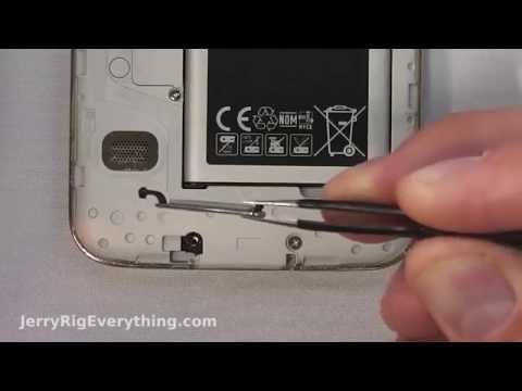 Galaxy S5 Charging Port Cover Replacement and Fix
