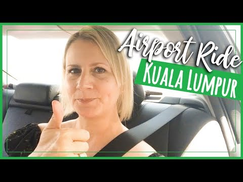 Kuala Lumpur | Cheapest Airport Transfer is Grab App