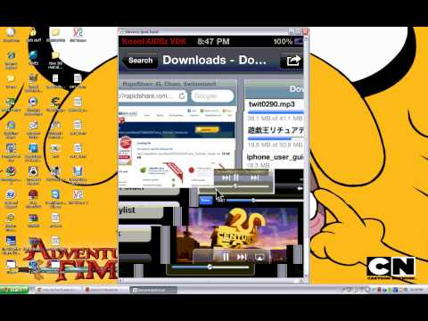 how to get free music on ipod touch 4g