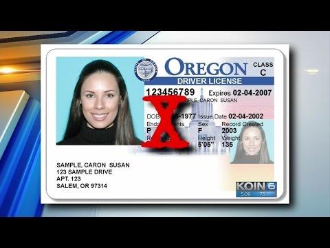 3rd gender option proposed for Oregon driver licenses
