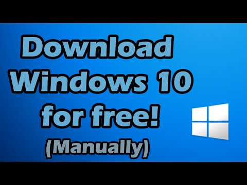 How to download Windows 10 for free (Microsoft's Website)