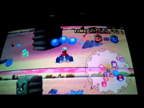 Mario kart Wii part 1