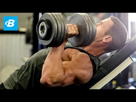Build a Bigger Chest with Brandan Fokken's Best Chest Workout