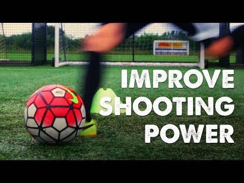 How to improve Shooting Power (+ Dizzy Penalties Challenge!) (ad) STR vs Leo