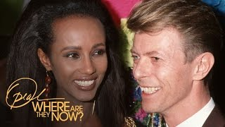 Iman Reveals the Secrets to Her Lasting Marriage to the Late David Bowie | Where Are They Now | OWN
