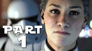 STAR WARS BATTLEFRONT 2 RESURRECTION Walkthrough Gameplay Part 1 - Zay - Campaign Mission 1 (BF2)