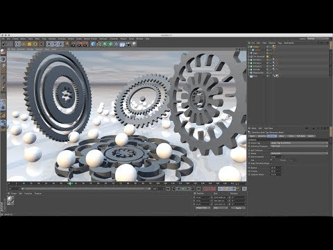 How to animate extrude in cinema 4d -
