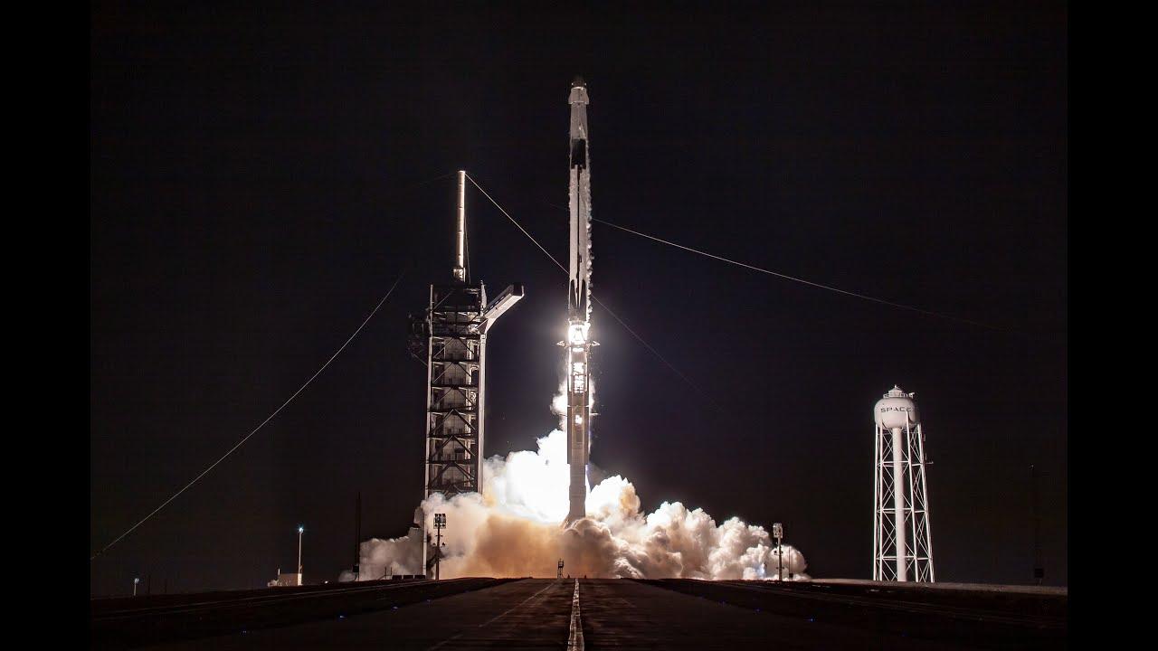 Crew Demo-1 | Launch