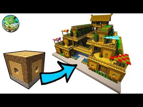 Minecraft Tutorial: Community Survival Base