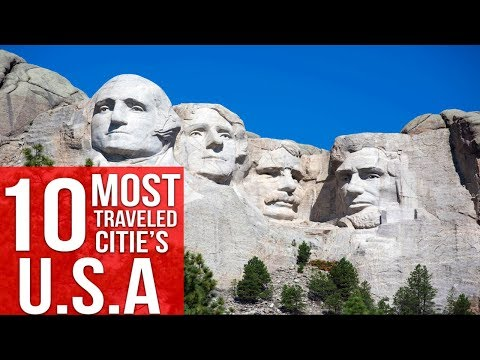 Top 10 Cities To Visit In USA