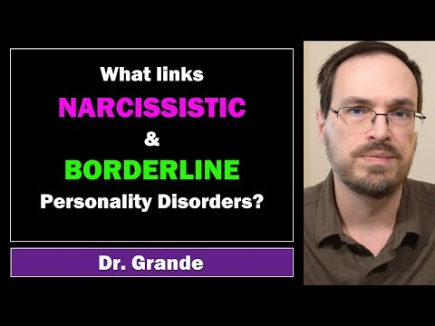 The Link Between Narcissistic & Borderline Personality Disorders | Is there a common factor?