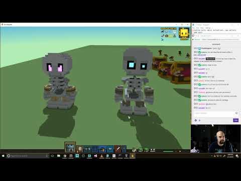Stonehearth Dev Stream 308: Malley + Time = Stuff