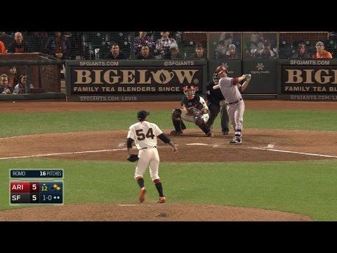 4/16/15: D-backs outlast Giants in 12 innings