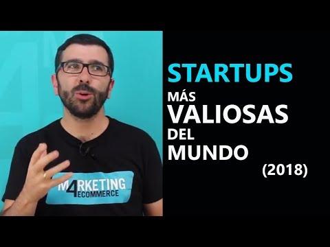 Startups más valiosas del mundo en 2018: cuáles son y qué hacen