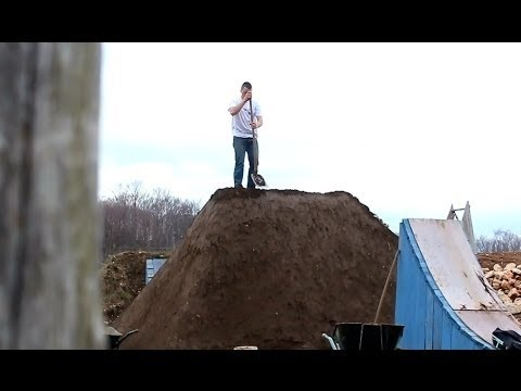 Building Dirt Jumps