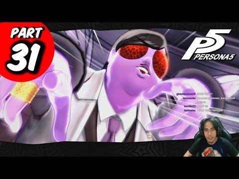 PERSONA 5 - PART 31 - Shadow Kaneshiro BOSS FIGHT